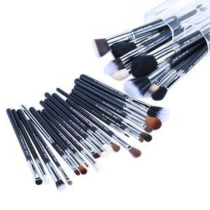 Set de pinceles de maquillaje profesional Beauty Foundation Eye Face Shadow Lipsticks Powder Make Up Brushes Kit Tools T133 Jessup 27pcs Set
