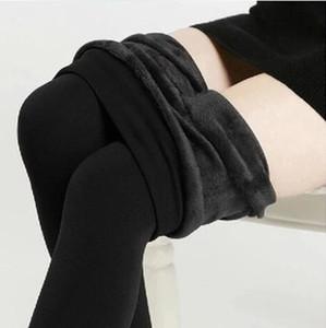 Brand design Trend Knitting SALDI CALDI invernali nuovi Leggings da donna elasticizzati ad alta elasticità pantaloni caldi pantaloni skinny per donna