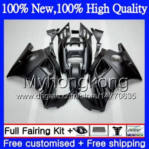 Bodys Motosiklet Honda CBR 600F2 Mat Siyah FS CBR600 F2 91 92 93 94 AAMY5 CBR600FS CBR 600 F2 91 CBR600F2 1991 1992 1993 1994 Fairing