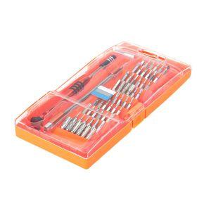 Jakemy JM-8126 Hardware destornillador intercambiable magnético 58 en 1 juego de destornilladores herramientas de reparación para PC móvil Multitool