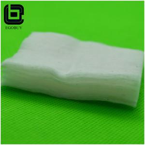 Japon japonya pamuk pedleri 100% muji organik buharlaştırıcı pamuk pad için triton atlantis subox mini subtank arctic herakles goblin TFV4 bobin