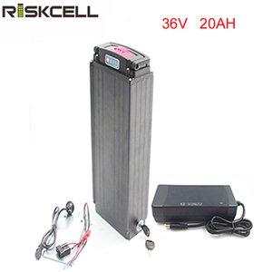 Bateria de 36V 20Ah para 36v Bafang / 8fun 1000w motor de acionamento médio / central 36v 20AH Bateria para bicicleta elétrica + luzes de alimentação Luzes traseiras