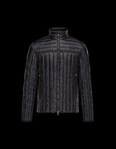 New Slim manteaux pour hommes de qualité d'hiver vers le bas manteaux slim fit forme de soie comme du coton Light warm cost prix vente livraison gratuite