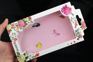 500 stücke Besten Qulity Handy Fall Einzelhandel Verpackung Box Papier Verpackung Für iPhone6 6 plus 5 5 s 4 s Für Samsung S4 s5 Fall verpackung