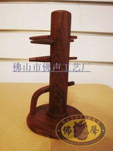 -Free Atacado envio de presente de Natal, asa jacarandá chun Manequim de madeira coluna de modelo de tipo ferro homem IP padrão gits agradável aniversário
