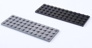 Ücretsiz Kargo Uyumlu Yapı Taşları Süpürgelik 4x12 Studs Toys 70pcs baseplate