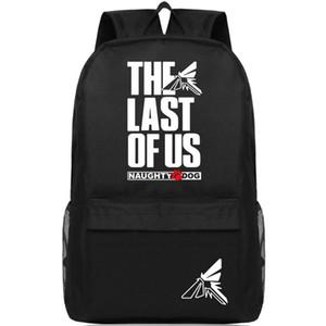 Der letzte von uns Rucksack Zombie-Tagesrucksack Coole Schultasche Spielpacksack Qualitätsrucksack Sportschultasche Outdoor-Tagesrucksack