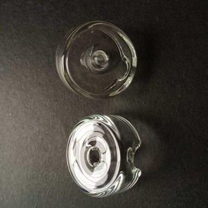 유리 기억 만 살짝 적셔 굴착 VS 티타늄 수화물 캡 네일 파이프 흡연에 대한 DHL Domeless 석영 수화물 캡 석영 폭행 손톱을 살짝 Dabber 도구