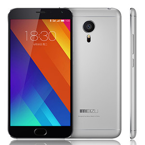 Originale MEIZU MX5 MT6795 Helio X10 64BIT 4G FDD Smart Phone 5.5 pollici OGS 1920 * 1080 Schermo 3G RAM 32G ROM 20.7MP Camera
