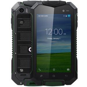 Оригинал Oeina XP7700 Android 5.1 4.5 дюймов 3G смартфон MTK6580 1.3 ГГц четырехъядерный мобильный 512 МБ + 8 ГБ GPS пыли / Противоударный телефон