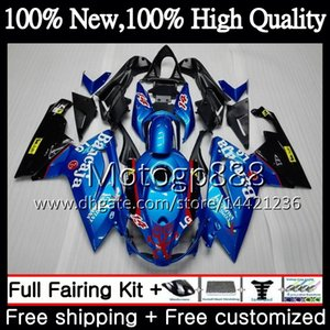 Injection for Aprilia RS4 RSV125 06 07 08 09 10 11 RS-125 0PG15 Pearl blue RS 125 R RS125 2006 2007 2008 2009 2010 2011 Fairing Bodywork