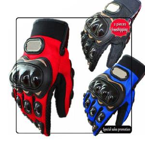 Новые летние мотоциклетные мотоциклетные перчатки для велоспорта Luvas Para Motocross Off Road Размер: M / L / XL / XXL