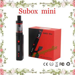 Kanger Subox Mini Kit Kbox mini Clone VW 5w-50w with Subtank mini V2 OCC sub ohm VS Subvod Kaner sub nano Starter k