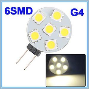 1W 3W 4W 5W 6W LED G4 5050 LED SMD Bulb 180 Grau Branco Quente holofotes de luz branca substituir halogênio luz Landscape