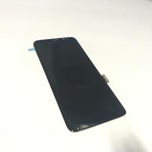 Parte di ricambio LCD del convertitore analogico / digitale del touch screen dell'esposizione al 100% per Samsung Galaxy S8 G950 G950A G950F G950T G950T G950V della galassia