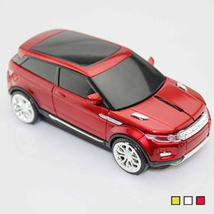 CM0013- Souris sans fil Dernières SUV mode voiture de sport super souris en forme de souris optique 2.4Ghz pour ordinateur portable pc Livraison gratuite, dandys