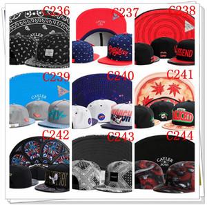 2015 Yeni Cayler ve Oğullar Şapkalar Kamp Caps Iyi Yaşam Toptan Mercy Hiphop Haşhaş Snapbacks Mix Sipariş ücretsiz kargo