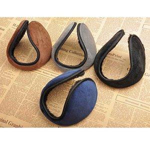 Toptan-Güzel Yeni renkli Earmuffs Earwarmers Kulak Muffs Earlap Sıcak Kış