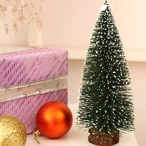 2015 neue Drop Shipping l Weihnachtsbaum eine kleine Kiefer. Placed smallWeihnachtsbaum 25 * 13cm 75g / Stück für Weihnachten indoor verwendet