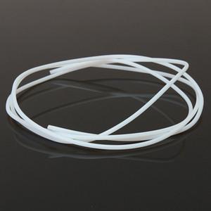 ID 2mm OD 4mm 2M PTFE Tubo de teflón para impresora de filamento 3D de 1.75 mm RepRap Rostock orden $ 18no track