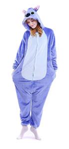 Мужская пижама для взрослых Onesie Kigurumi Косплей Костюмы Комбинезон для животных Стежок
