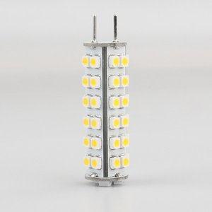 51Led G6.35 Lampen-Beleuchtung Birne 12V 24V 3W wärmt weißen Handel Ingenieur Super Bright 1pcs / lot