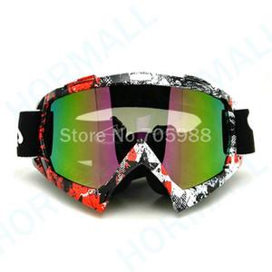 Motocross atv ktm kask için yeni tilki motosiklet gözlük gözlük gözlük koruyucu güneş gözlüğü