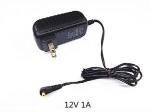 """Carregador do poder do adaptador da CA dos EU 12V 1A para Sylvania SDVD7015 7 """"reprodutor de DVD portátil"""