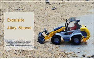 Alloy Shovel Toy Precision 1:50 Vehicle Toy Super Simulation Toy Model for Gifts, Collecting