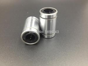 11pcs / lot 무료 배송 LM8UU 8mm 리니어 볼 베어링 부싱 cnc 부품 3D 프린터