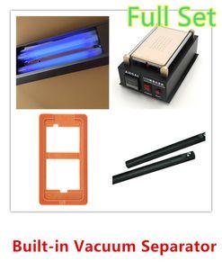 Fornecimento de fábrica Conjunto Completo Reparador de Substituição Digitalizador da Tela LCD LCD Touch Screen Máquina Separador Para o iphone 5 6 plus samsung s4 nota 4