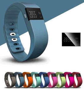 Para Xiaomi Mi Band SmartBand inteligente pulsera pulsera de deporte rastreador de ejercicios Bluetooth 4.0 Fitbit Flex reloj para iOS Android
