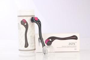 ZGTS portatili 540 ago Micro Derma rullo per la rimozione Cura della pelle ringiovanimento Anti cicatrice Spot rughe Reuseable