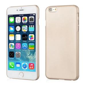 Şeker Renk Sert Mat Buzlu Cilt Shell Kılıf Kapak Apple iPhone 6 için / 6S Cep Telefonu Çanta Koruma Shell iPhone 6 / 6S için