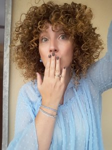 Hot selling kinky curly wigs Simulation Human Hair kinky curly full wig free shipping in stock
