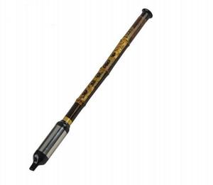 Jouer verticalement flûte Bawu F / G clé Flauta Bawu Main amovible amovible BauImitating Padauk Bawu Folk Instrument Bawu pour débutant