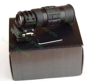 Zooming 1.5-5x Optics Magnifier Scope with Flip to Side(FTS) Mount Best for Hunting & Shooting, 1.5-5x Mag A