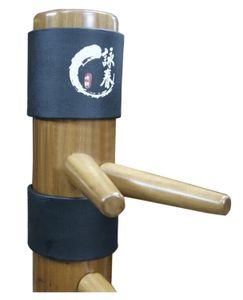 Bruce Lee Asa Chun Ip Man Manequim de Madeira Cabeça Proteger Pads Asa Stun Kung Fu Pads Frete Grátis