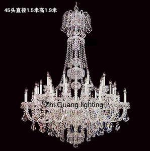 Lampadari moderni di cristallo Candela lampadari in vetro soffiato lampadario in vetro di Murano lampadari in vetro veneziano