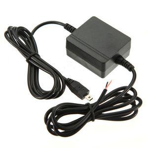 Жесткий провод автомобильное зарядное устройство адаптер питания для TK102B TK102B TK102-2 GPS GPRS трекер