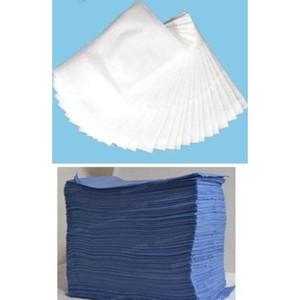 50 Adet / grup Tek Yatak Pedleri Kapak Levhalar hakkında detaylar 80 cm x 100 cm Mavi veya Beyaz