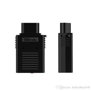 8Bitdo وحدة تحكم لاسلكية ريترو المتلقي ل SNES / SFC متوافق مع NES30 / SFC30 / NES Pro / PS3 / PS4 ، Wii ، Wii U gamepad