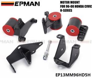 Для 1996-2000 EK HONDA CIVIC H22 / H23 H-SERIES ДВИГАТЕЛЬ Высококачественные конвертеры для двигателя SWAP EPMAN EP13MM96HD5H