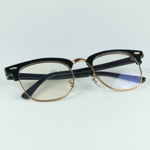 Top Quality Real Acetate 5154 Designer Glasses Professional Optical Frame 51mm Size 4 Colors Easily to Change the Lenses