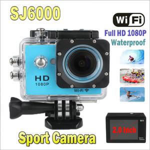 """À prova d 'água Esportes Cam W9 HD Câmera de Ação de Mergulho Wi-fi 1080 P 30 M 2.0 """"170 ° Ver DV HDMI Filmadoras DHL Colorido JBD-W9"""