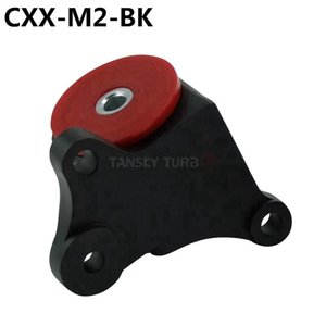 Tansky - أجزاء سباقات السيارات أداء محرك الألومنيوم اليد اليمنى جبل ل 96-00 Civic Engine CXX-M2-BK