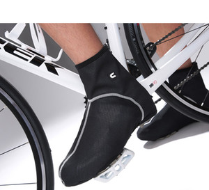All'ingrosso-Windrpoof impermeabile in pile termico ciclismo Mountain sport Bike Ciclismo Copriscarpe OverShoes Bicicletta Riding Lock Covers