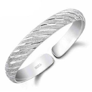 S999 Tausende von feinen Sterling Silber Armband koreanischen Schmuck kleine Öffnung Meteorschauer Valentinstag Geschenk, seine Freundin zu senden
