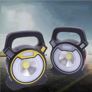 15W الكوز الصمام المحمولة الكاشف فانوس في الهواء الطلق للماء 4-وضع مصباح الأضواء في حالات الطوارئ للتخييم المشي لمسافات طويلة ضوء خيمة