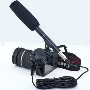 """New Pro 14.37 """"Caméscope Caméra Caméscope Microphone MIC pour Nikon Canon Interview Livraison gratuite"""